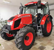 Zetor Forterra 140 HSX - Lagermaschine farm tractor used
