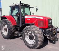 Landbrugstraktor Massey Ferguson MF 6499 + FHy + FZ brugt