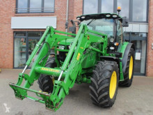 Tracteur agricole John Deere 6125 R occasion