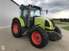 Tractor agrícola Claas Ares 557 ATZ usado