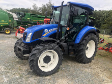 Tracteur agricole New Holland TD 5.65 occasion