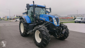 New Holland T7.210 Auto Command farm tractor used