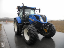 Tracteur agricole New Holland T7.225 SideWinder II occasion