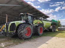 Tracteur agricole Claas XERION 5000 + Kotte PTLX 25 occasion