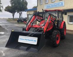 Tractor agrícola Zetor Major 80 CL + Frontlader NEU usado