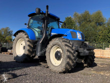 Tractor agrícola New Holland T 6.175 usado