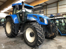 Tracteur agricole New Holland T7550 occasion
