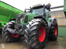 Fendt 818 Vario farm tractor used
