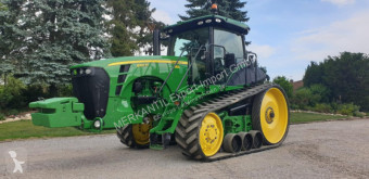 Tracteur agricole John Deere 8320 RT occasion