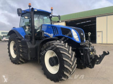 New Holland T8.390 farm tractor used