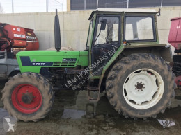Deutz Fahr 7207 farm tractor used