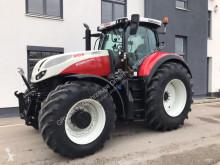 Tractor agrícola Steyr Terrus CVT 6300 usado