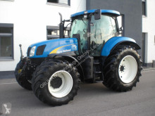 Tracteur agricole New Holland T6080 occasion
