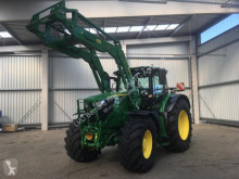 Tracteur agricole John Deere 6215R occasion