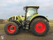 Tracteur agricole Claas Axion 940 Cebis occasion