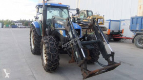 Tracteur agricole New Holland TS 115A occasion