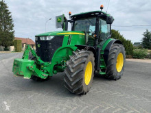 Tractor agrícola John Deere 7R 7230r usado