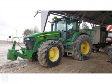 Tractor agrícola John Deere 7830 usado