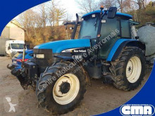 New Holland farm tractor TM120