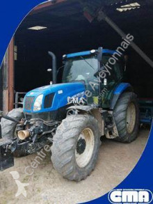 New Holland farm tractor T6.165 EC