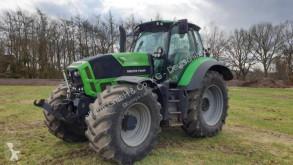 Tractor agrícola Deutz-Fahr 7250 TTV agrotron usado