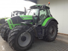 Trattore agricolo Deutz-Fahr 7230 TTV agrotro usato