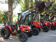 Tracteur agricole Branson occasion