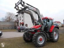 Tractor agrícola Mc Cormick Mc 115 + Mailleux mx 120 usado