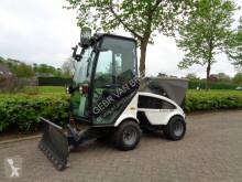 Tractor agrícola koop john deere 3720 minitractor/tractor met atlas autolaadkraan usado