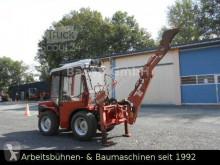 Excavadora Tifermec Tigertrac 2500 mit Bagger excavadora de ruedas usada