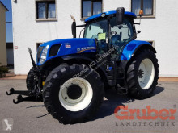 Tractor agrícola New Holland T 7.220 AC usado