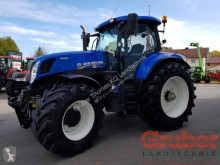 Tracteur agricole New Holland T 7.220 AC occasion