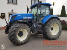 Tractor agrícola New Holland T7.220 AC usado