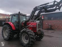 Tracteur agricole Massey Ferguson 8120 occasion