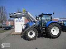 Tractor agrícola New Holland T7.200 AC usado