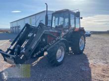 Belarus farm tractor used