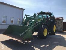 John Deere farm tractor 7215R mit H480 Frontlader John Deere + Getriebe Autoquat
