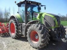 Tractor agrícola Claas AXION 800 CIS usado