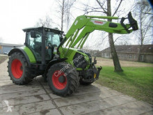 Tracteur agricole Claas 640 Arion mit Frontlader, CEBIS+RTK occasion