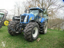 Tracteur agricole New Holland T8040 4x4, Frontkraftheber, Klima, 4 x DW occasion