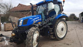 Tracteur agricole New Holland T6.140 occasion