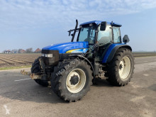 Tracteur agricole New Holland TM 135 occasion