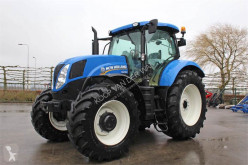 Tracteur agricole New Holland T6090 Range Command occasion