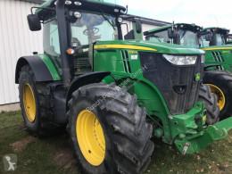 Tracteur agricole John Deere 7230 R
