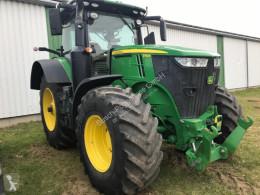 Tractor agrícola John Deere 7310R usado