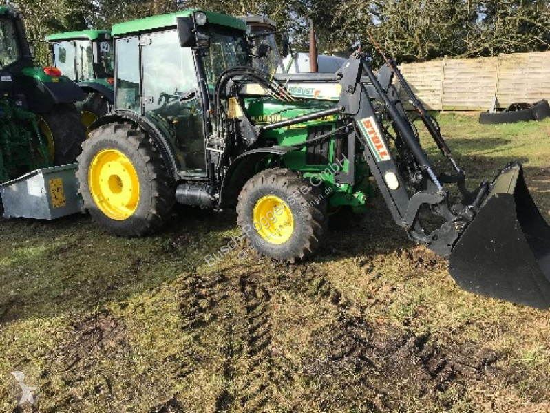 Voir les photos Tracteur agricole John Deere 5410N