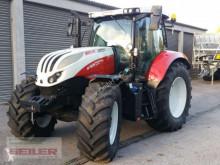 Tractor agrícola Steyr 4125 Profi CVT novo