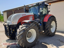 Tractor agrícola Steyr 6185 CVT IM KUNDENAUFTRAG usado