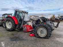 Tracteur agricole Massey Ferguson 6490