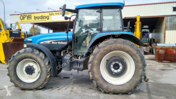 New Holland farm tractor TM 140